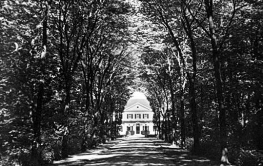 Armour Home, ca. 1940