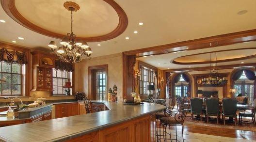 Marx Kitchen, Breakfast Room