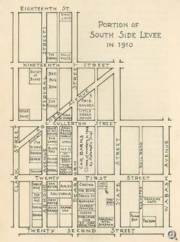 Levee District Map