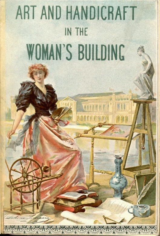 Woman's Building Poster