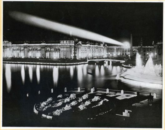 World's Fair at Night