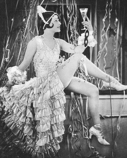 NY Lady 1920s