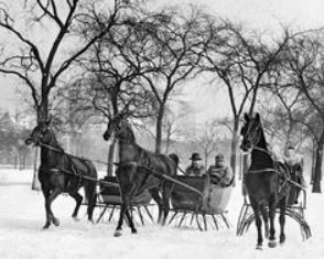 Sleigh Ride, Midway Plaisance
